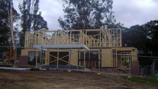 Home Building Time Frame