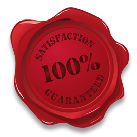 100% Satisfaction Guaranteed for all of our Building Services